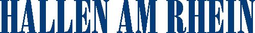 Hallen am Rhein Logo